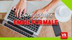 e-mail formale