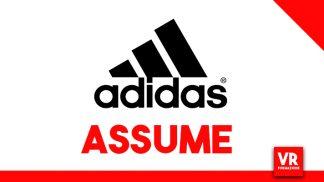 adidas assume