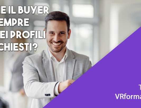 come diventare buyer