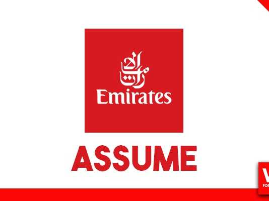 emirates assume