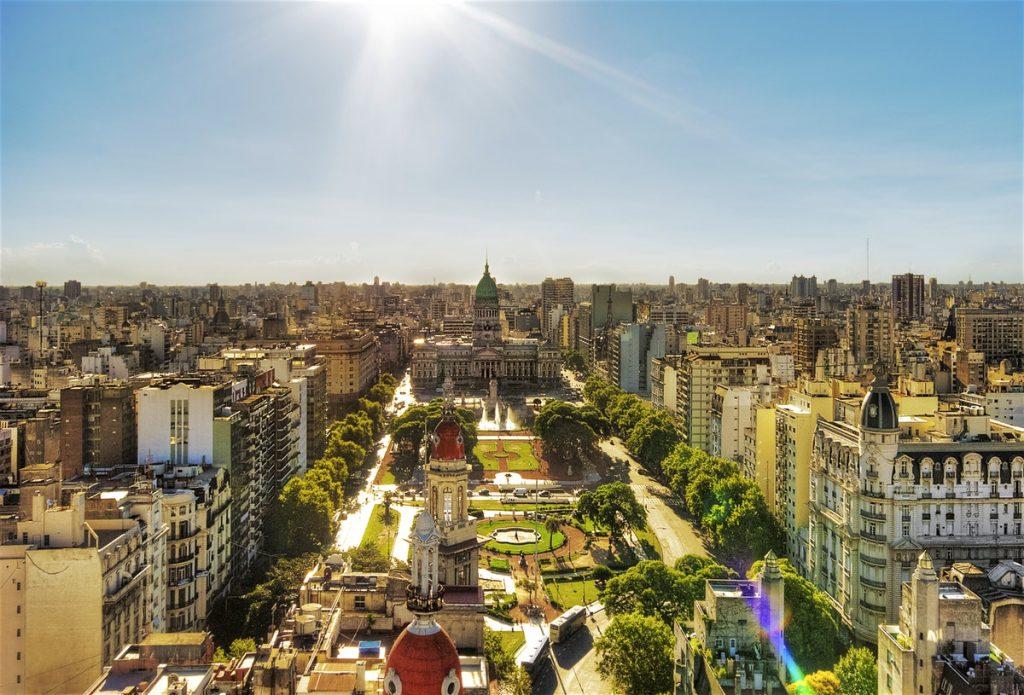 lavorare in argentina buenos aires