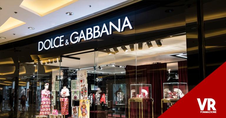 separation shoes 98665 cf34d Dolce & Gabbana assume: le posizioni aperte e i requisiti ...