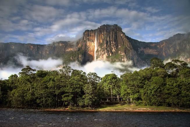 vivere in venezuela - paesaggio